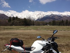 Hakuba mountain (K.Izumi) Tags: mountain japan brutale