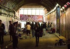 Lost in Graffiti (MakCanon) Tags: london forest graffiti spray waterloo