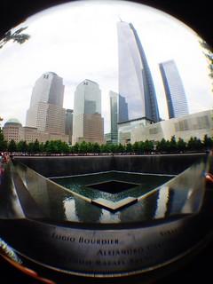 WTC south pool