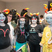 Homestuck Trolls at Florida Supercon