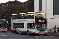 First Scotland East - SN57 JBU (37271) (MSE062) Tags: bus scotland eclipse volvo edinburgh glasgow first east wright bluebird gemini midland jbu 37271 b9tl sn57 sn57jbu