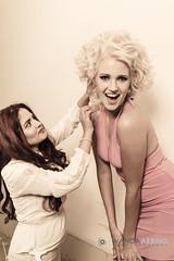 Hair Do 216/365 (Wanda Abbing Photography) Tags: pink portrait 35mm canon hair photography wanda f14 sigma 365 35 day216 6d 35mmf14 35f14 abbing canon6d sigma35f14 day216365 3652013 365the2013edition 04aug13
