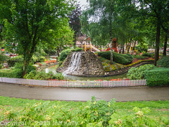 Beautiful Landscaping (Jeff.Kelly) Tags: germany coaster hansapark sierksdorf fluchvonnovgorod
