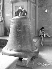 Ringbell (El Saskuas) Tags: blackandwhite tower blancoynegro torre bell campana florencia firenze fotografia 2013 campanilo saskuas elsaskuas