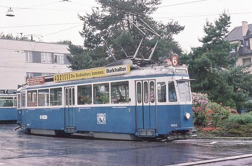 1994-06, Zürich, Wollishofen