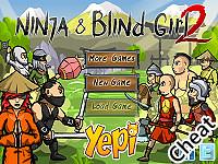忍者與盲女2:修改版(Ninja and Blind Girl 2 Cheat)