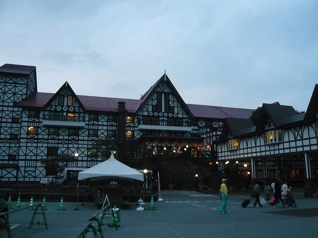 ライトアップも素敵なホテルで一泊|ホテルグリーンプラザ軽井沢
