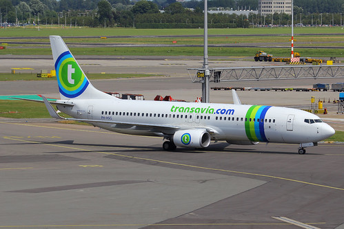 PH-HSG, Schiphol, August 4th 2013