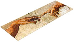 The Creation of Adam LEGO Mosaic (rasesp) Tags: adam catholic lego mosaic chapel capillasixtina creation michelangelo sistinechapel sistine capilla catlica sixtina adamo adn gnesis creazione creacin miguelngel thecreationofadam creazionediadamo lacreacindeadn