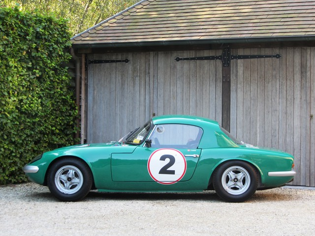 Albion Motorcars  Lotus Elan S2 to 26R specification 1965