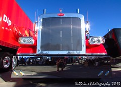 IMG_3381 (So-cal Truck Spotting) Tags: kids truck for semi custom truckin speedway irwindale largecar 2013