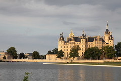 Luebeck  - Schloss Schwerin  (linolo) Tags: castle germany europe luebeck schloss  schwerin schwerinerinnensee