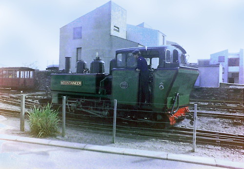 Early 1980's Mountaneer Festiniog Railway