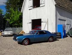 1967 Chevrolet Camaro Z28 Coupe (JCarnutz) Tags: chevrolet camaro 1967 z28 diecast 124scale danburymint
