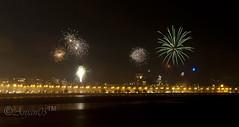 Firecrackers -1 - Diwali 2013 (Anjan05) Tags: india lights nikon nightshot fireworks diwali mumbai crackers festivaloflights firecracker deepavali marinedrive queensnecklace d90 pataka westernindia nikond90 amchimumbai anjan05 diwali2013 mumbaidiwali2013