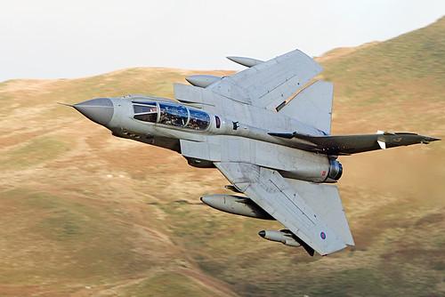 Tornado Bwlch exit