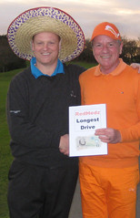 005 - Paul Marshall Longest Drive Winner (Neville Wootton Photography) Tags: golf winners paulmarshall canonixus70 2011golfseason stmelliongolfclub nevillewootton mensgolfsection redhedzrollupxmastrophy
