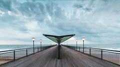 Boscombe Pier (Philipp Gtze) Tags: england beach architecture pier dorset bournemouth boscombe