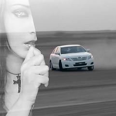 Saudi Drift (Al Markhaniya1) Tags: im down before saudi awake drift لعيون هجوله