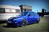 RS with schmidt wheels (D - 15 photography) Tags: blue ford germany focus rally racing rs treffen weltkulturerbe völklingen mk1