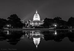 Capitol Building DC (Photosequence) Tags: reflection dc washington landmark capitol