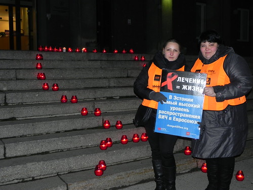 World AIDS Day: Estonia
