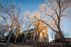Saint Francis Cathedral, Santa Fe (www.bhattacherjee.com) Tags: newmexico santafe unitedstates