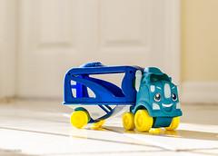 Keep On Truckin' (BGDL) Tags: home truck toy florida hallway smiley odc niftyfifty lakewoodranch nikond7000 bgdl lightroom5 nikkor50mm118g