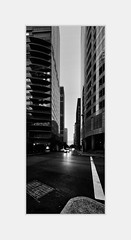Canyons_01 (Beetwo77) Tags: street urban panorama color scale silver cityscape fuji cam sydney australia x canyon human nsw nik autopano 14mm efex vertorama xe2 focusedphotography ianburrows