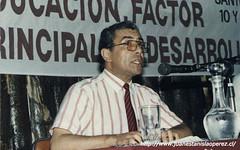 """Expositor Jornada """"La Educación, Principal Factor del Desarrollo"""". Universidad Educares"""
