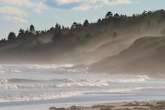 fog layers (Explore) (paul noble photography) Tags: ocean mist beach fog nikon maine newengland explore atlanticocean seamist flickrexplore oceanmist coastofmaine paulnobleimages paulnoblephotography ruggedmainecoast
