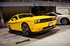 Dodge Challenger (AutoCustom) Tags: yellow amarelo dodge challenger musclecar superesportivo