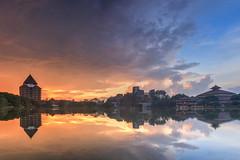 Danau Universitas Indonesia | Depok