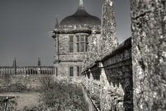 Grey Bricks (James.Whitrow) Tags: house wall grey estate bricks tracks national trust mansion manor natio montacute trus