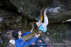 Melloblocco 2014 © Open Circle - by Pietro Bagnara & Klaus Dell'Orto