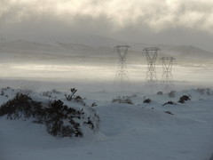 Snow light tricks