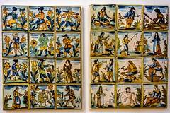 Rajoles d'oficis (Ferran Barcelona) Tags: tile spain nikon ceramics catalonia vic catalunya febrero cermica azulejos profession baldosas osona oficios 2015 vich 18105mm d5200 2015207
