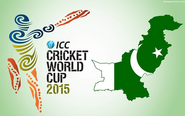 ICC Cricket World Cup 2015 Pakistan Team Wallpaper - Stylish HD Wallpapers