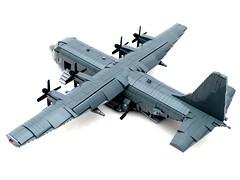 LEGO Lockheed AC-130 - YouTube