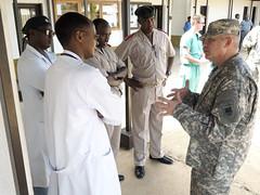 MEDRETE 15-1 takes place in Burundi