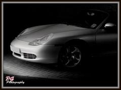 Porsche Boxter (paul giles19) Tags: shadow white black sports car canon paul photography long exposure tripod fast porsche giles 1785 warwickshire boxter 650d nightnutters