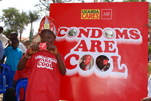 International Condom Day 2015: Uganda