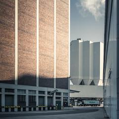 Dry storage (96dpi) Tags: berlin architecture harbour architektur hafen industrie westhafen logistics logistik behala