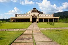 Centro de Meditacao Kadampa Brasil  Templo pela Paz Mundial (Juliotrlima) Tags: brazil brasil canon sopaulo buddhisttemple budista 2470mm markiii cabreuva kadampa centrodemeditao templopelapazmundial templodepaz