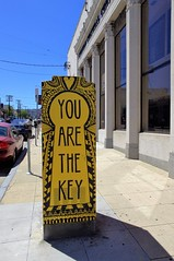 You Are The Key?