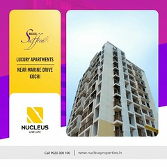 The works of Nucleus Saffron is proceeding in full swing at Vaduthala near Marine Drive. Gladly sharing some of the latest picture from the site along with the 3D view.  Live the luxury life within city limits!  Visit us on www.nucleusproperties.in  #Kera (nucleusproperties) Tags: life city india building home nature beautiful beauty architecture design living construction realestate view apartment interior gorgeous lifestyle style atmosphere kerala villa environment elegant exquisite comfort luxury kochi elegance luxuryhomes