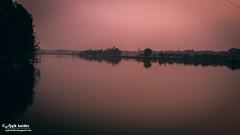 Countryside (Aqib Haider) Tags: lake reflection tress