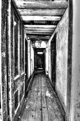 The open door. (Ian Ramsay Photographics) Tags: door open australia hallway newsouthwales leading hillend