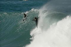 Wild surf (crafty1tutu (Ann)) Tags: ocean sea beach water sport surf waves outdoor surfer sydney wave australia surfing nsw deewhy northernbeaches waterspray anncameron wildsurf crafty1tutu canon1dx canonef400mmf4doisusmlens