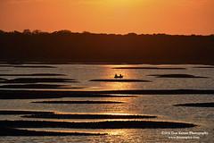 Moses Creek Sunset 3 (Krnr Pics) Tags: sunset florida crescentbeach staugustine mosescreek krnrpics kernerpics